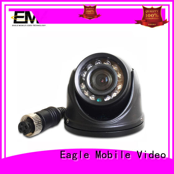 Eagle Mobile Video dome rotating car camera in-green for cars