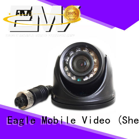Eagle Mobile Video dome ahd vehicle camera effectively for train
