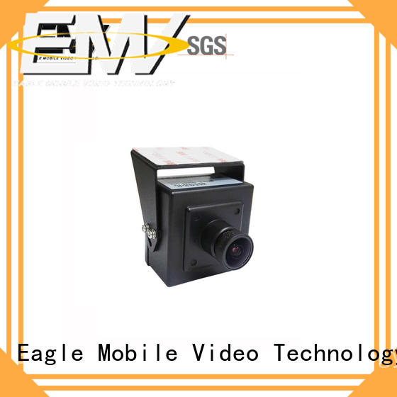 Eagle Mobile Video high-energy IP vehicle camera solutions for buses