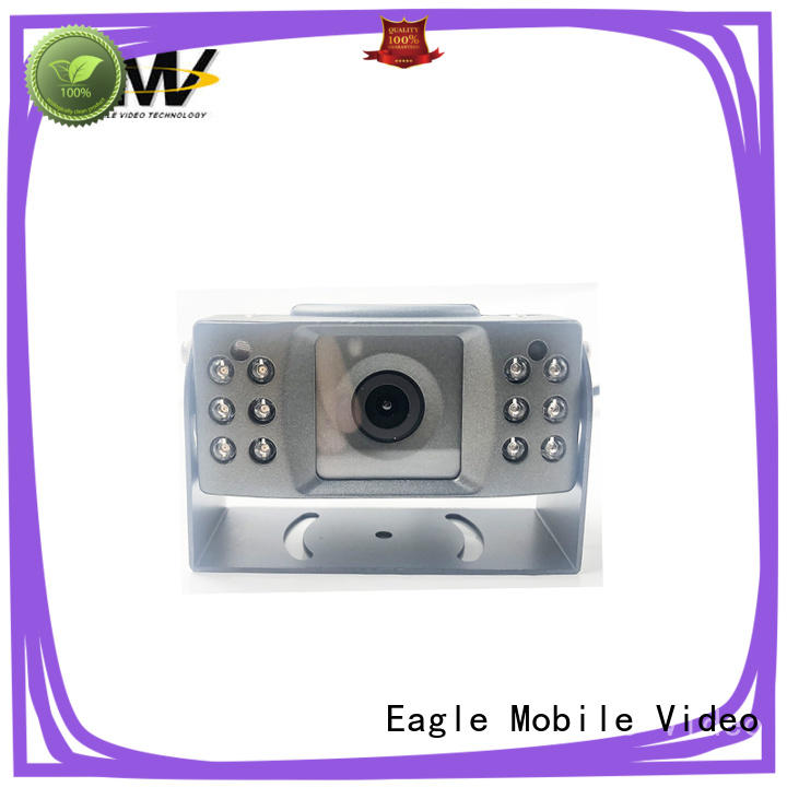 Eagle Mobile Video inexpensive outdoor ip camera application for delivery vehicles