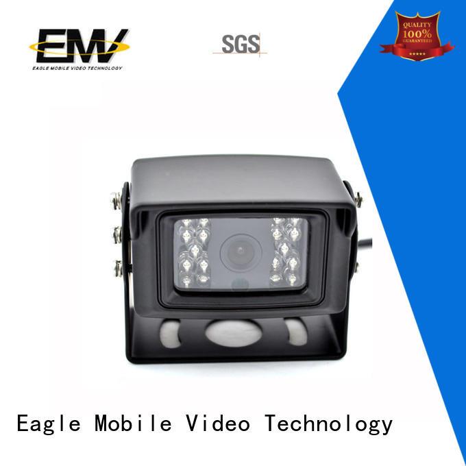 Eagle Mobile Video cameras vandalproof dome camera supplier for prison car