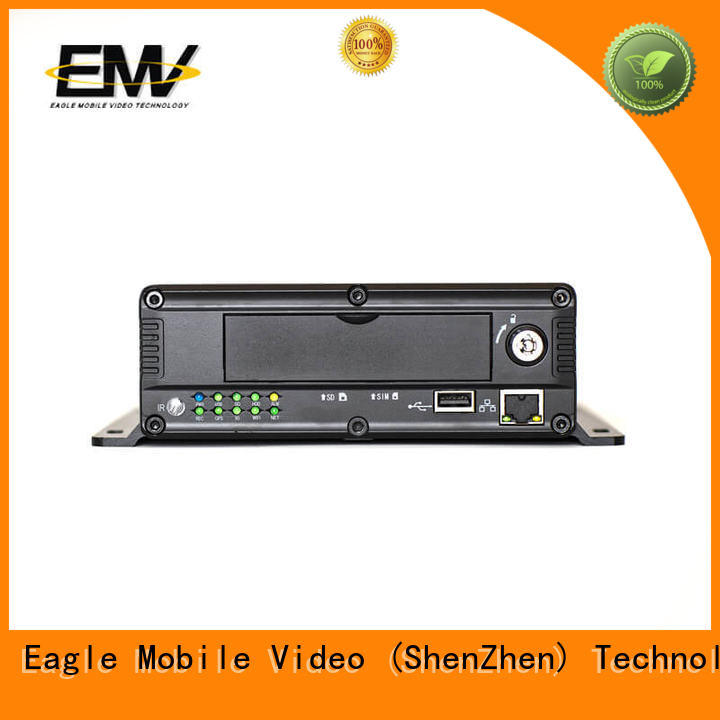 Eagle Mobile Video newly 4ch mdvr buses for buses