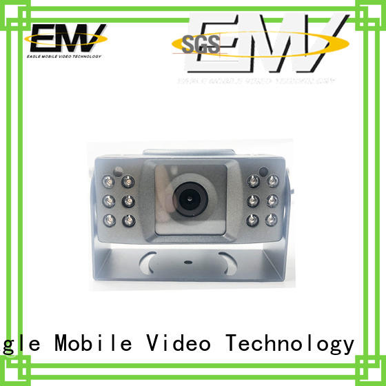 Eagle Mobile Video view IP vehicle camera solutions