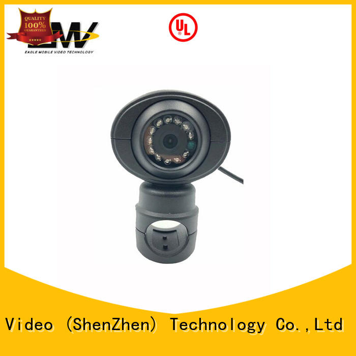 Eagle Mobile Video inside small car ip camera solutions for buses