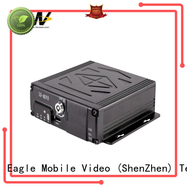 Eagle Mobile Video newly SD Card MDVR certifications for taxis