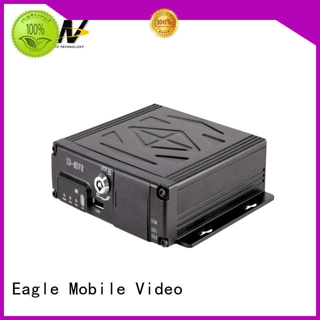 car SD Card MDVR car for buses Eagle Mobile Video