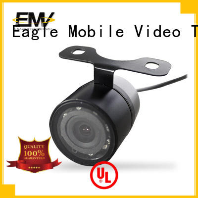 vandalproof car night vision front camera in-green Eagle Mobile Video