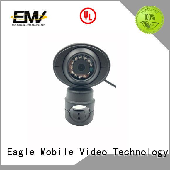 adjustable vandalproof dome camera owner for prison car