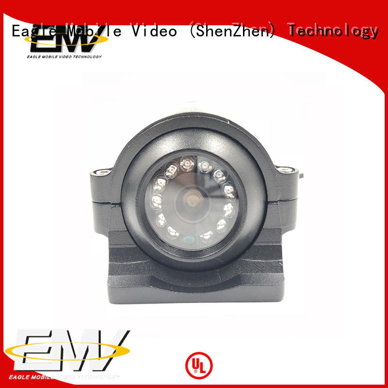 Eagle Mobile Video dome vandalproof dome camera marketing for buses