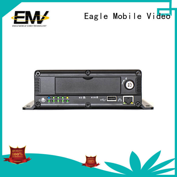 Eagle Mobile Video HDD SSD MDVR for Suv