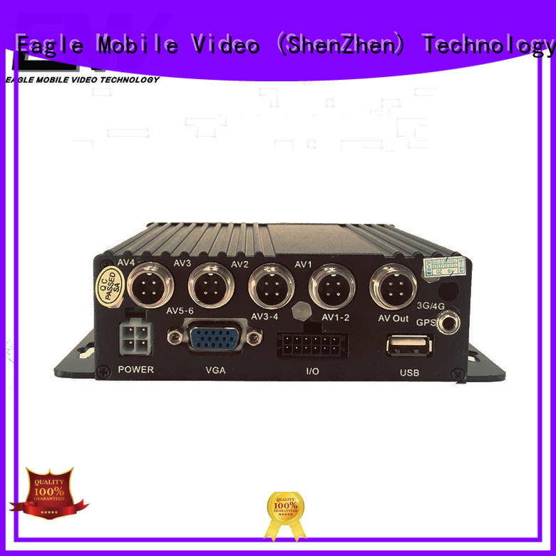 Eagle Mobile Video fine- quality vehicle blackbox dvr with good price for delivery vehicles