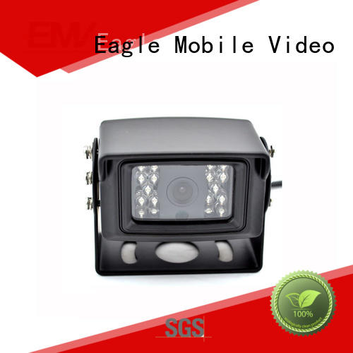 Eagle Mobile Video high efficiency vandalproof dome camera experts for train