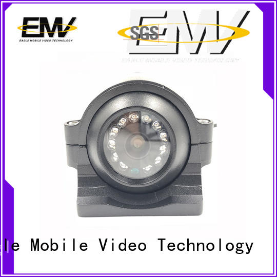 Eagle Mobile Video inside vandalproof dome camera type for train