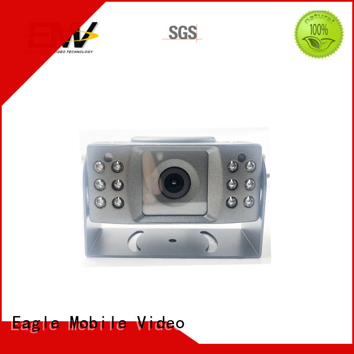 Eagle Mobile Video hard vandalproof dome camera popular for train