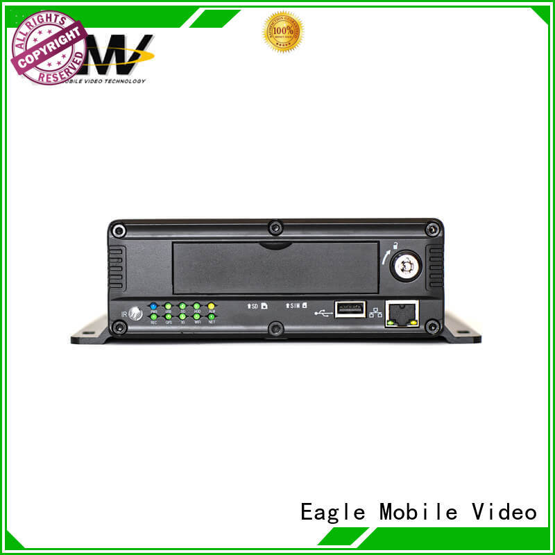 Eagle Mobile Video wifi mobile dvr for vehicles wholesale for delivery vehicles