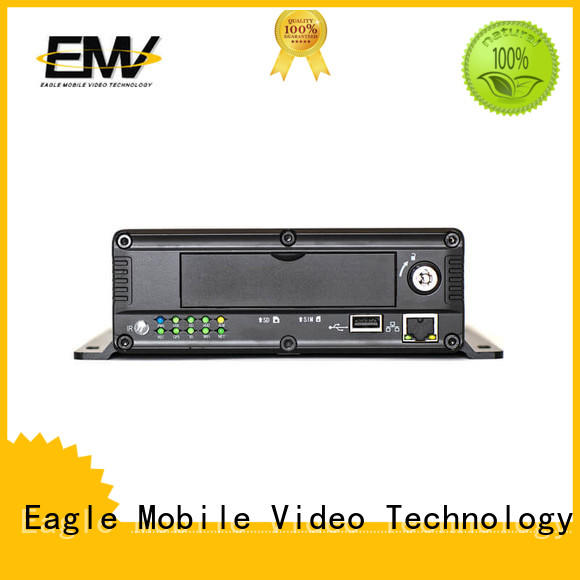 Eagle Mobile Video truck mobile dvr system from manufacturer for delivery vehicles