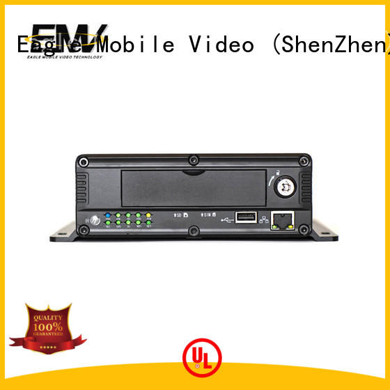 Eagle Mobile Video mobile dvr system from manufacturer for buses