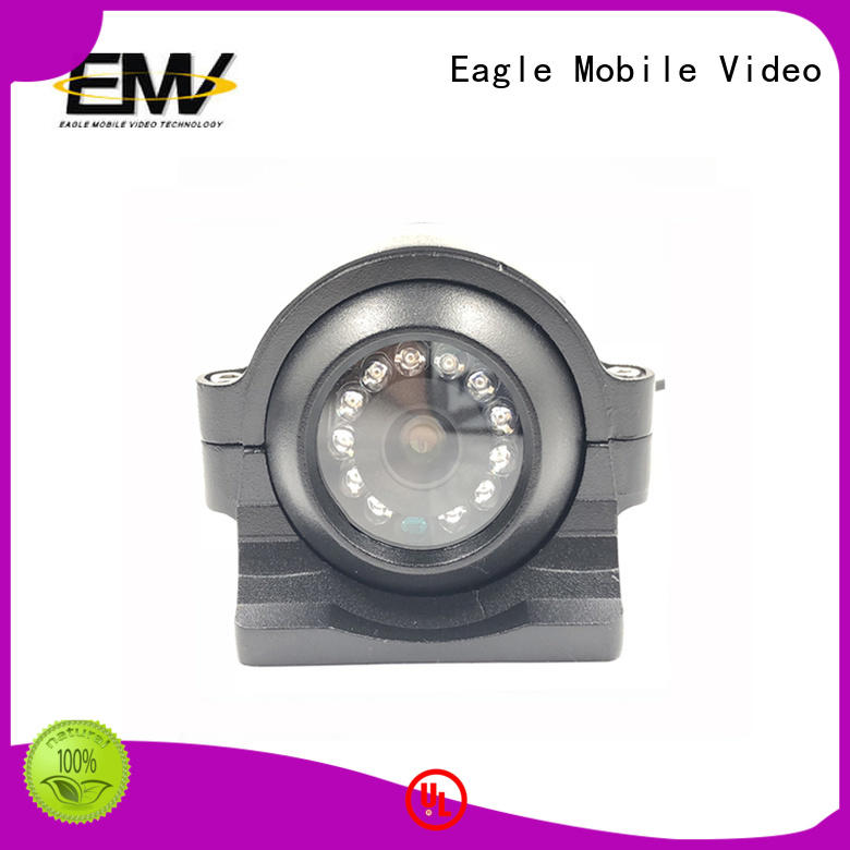 easy-to-use vandalproof dome camera mobile marketing for police car