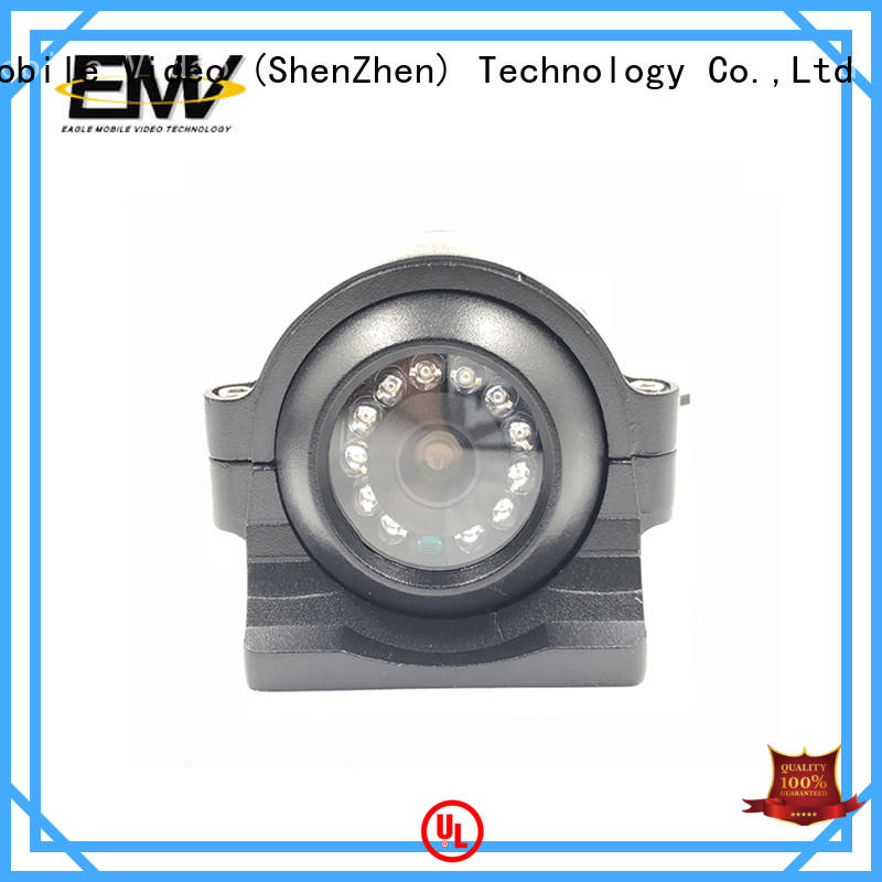night truck side view camera truck for buses Eagle Mobile Video