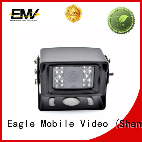 Eagle Mobile Video industry-leading IP vehicle camera for taxis