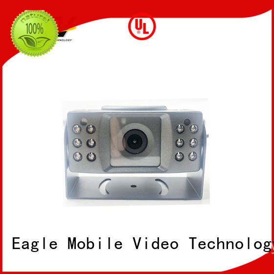 Eagle Mobile Video camera IP vehicle camera for police car