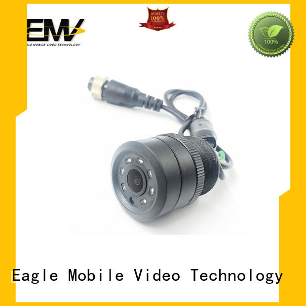 Eagle Mobile Video vandalproof car security camera for train