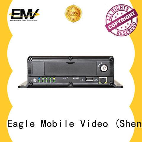 8CH 4G GPS HDD SSD Buses Mobile DVR EMV-HD4801E