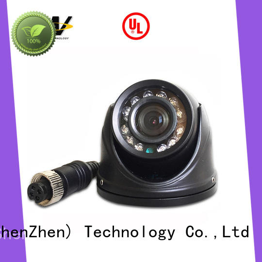 high efficiency vehicle mounted camera popular for train