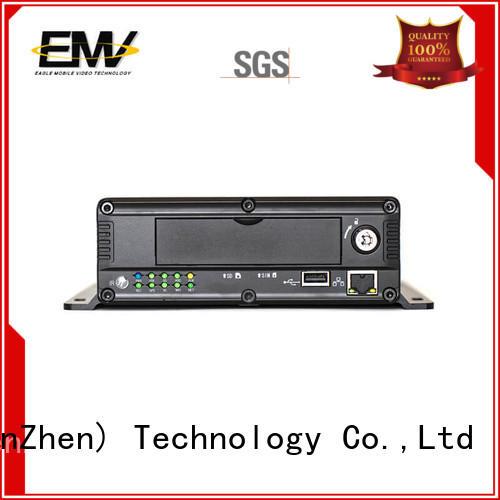 4CH 1080P 720P HDD SSD Truck  MDVR