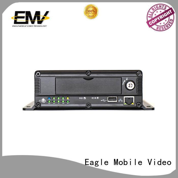 8CH 720P GPS 3G HDD SSD Vehicle Blackbox DVR EMV-HD4801B