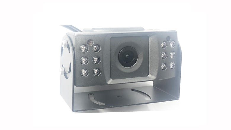 Eagle Mobile Video easy-to-use ahd vehicle camera marketing for police car-1