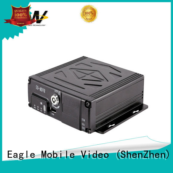 Eagle Mobile Video car SD Card MDVR widely-use for taxis