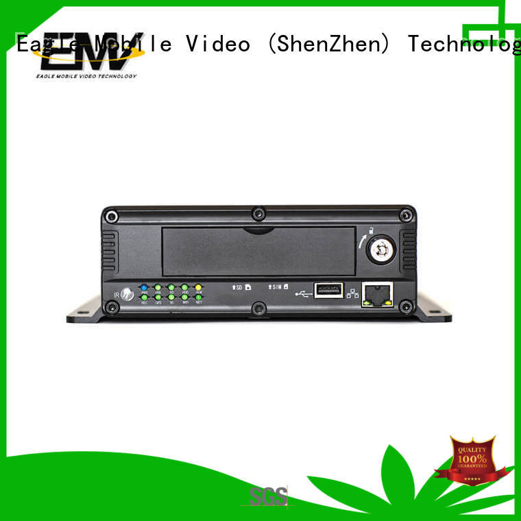 Eagle Mobile Video Brand 720p gps vehicle 6ch 4ch mobile dvr