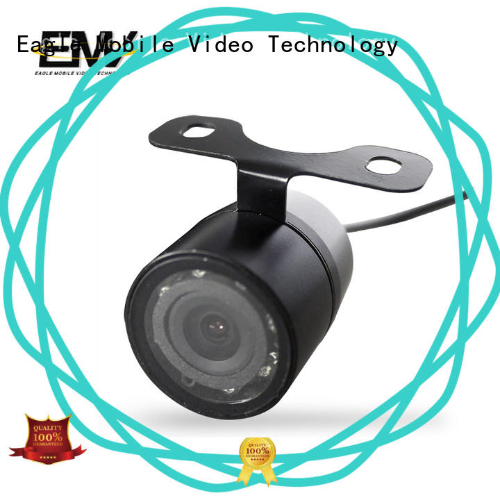 Eagle Mobile Video rear car security camera in-green for taxis