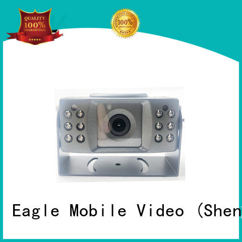 truck vandalproof dome camera marketing for prison car Eagle Mobile Video