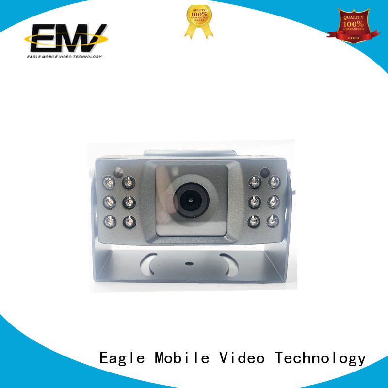 Eagle Mobile Video vehicle vandalproof dome camera experts for law enforcement