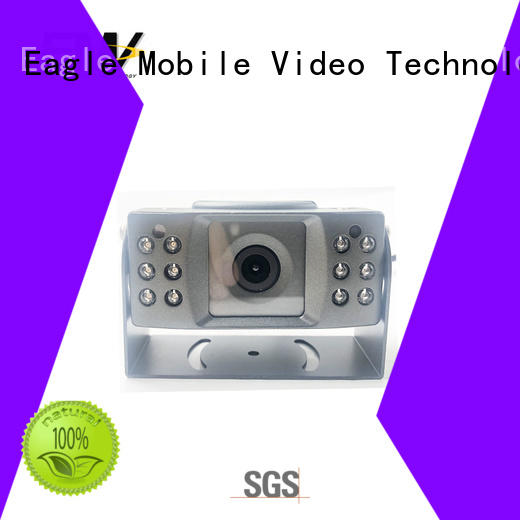 Eagle Mobile Video low cost backup cameras inside for law enforcement