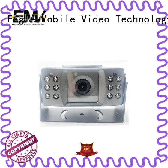 Eagle Mobile Video adjustable IP vehicle camera network for law enforcement