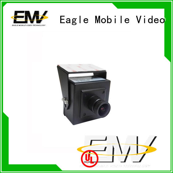 Eagle Mobile Video rear ip dome camera application for law enforcement