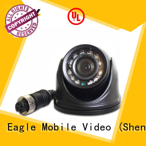 car camera audio type for prison car