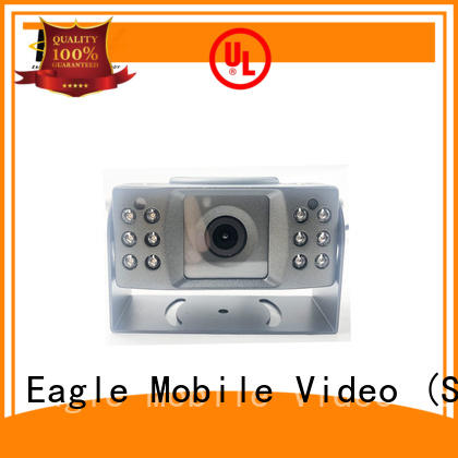 Eagle Mobile Video view vandalproof dome camera for prison car
