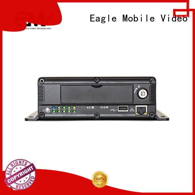 Eagle Mobile Video fine- quality HDD SSD MDVR bulk production for law enforcement