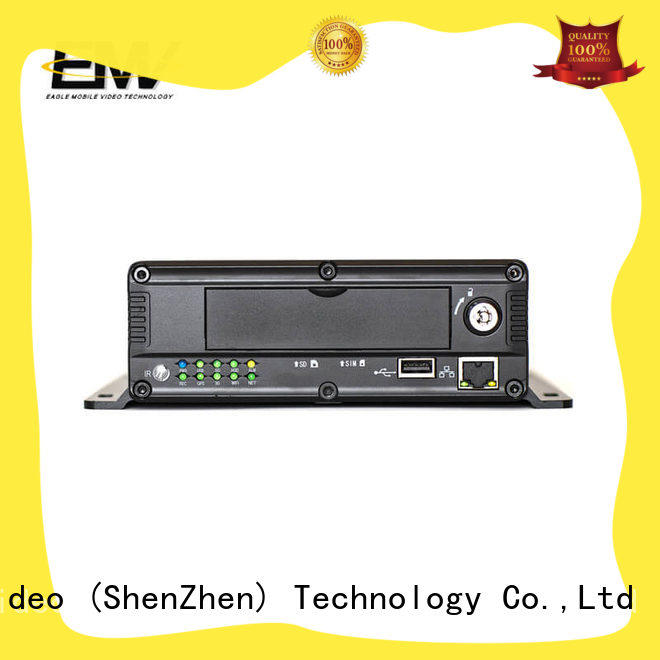Eagle Mobile Video quality mobile dvr system for delivery vehicles