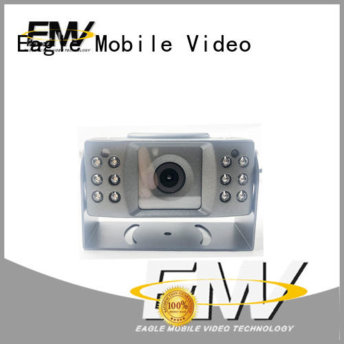 Eagle Mobile Video scientific ip dome camera solutions for delivery vehicles