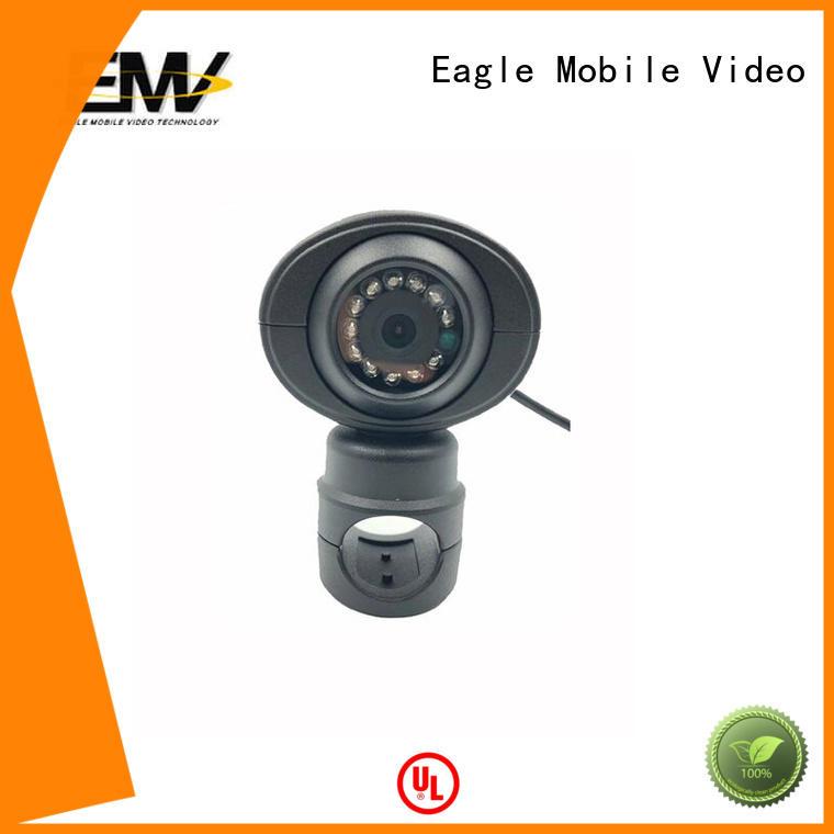 camera vandalproof dome camera marketing for ship Eagle Mobile Video