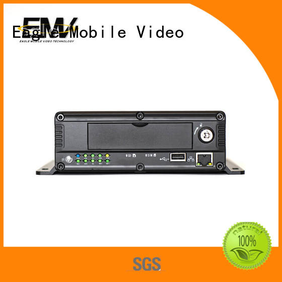 Eagle Mobile Video mobile cctv dvr for vehicles truck for delivery vehicles
