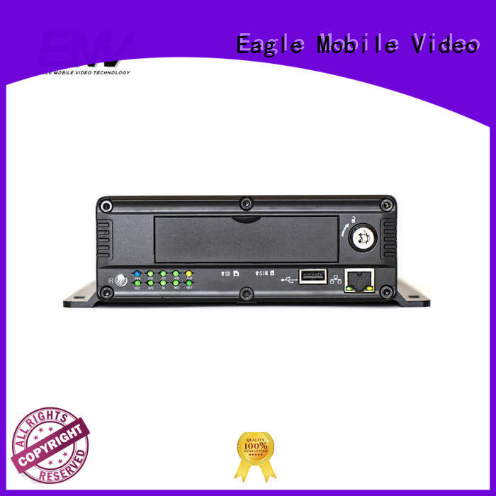 reliable mobile dvr with gps free design for delivery vehicles