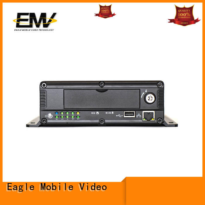 mobile HDD SSD MDVR from manufacturer for buses