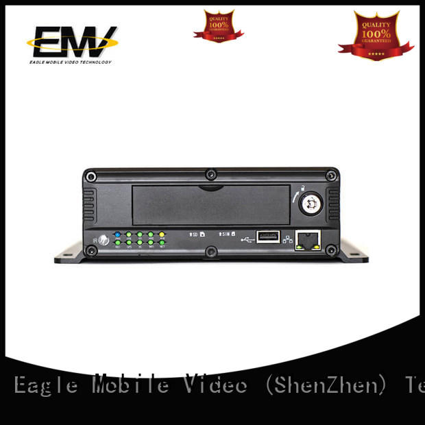 vehicle HDD SSD MDVR for wholesale for taxis Eagle Mobile Video
