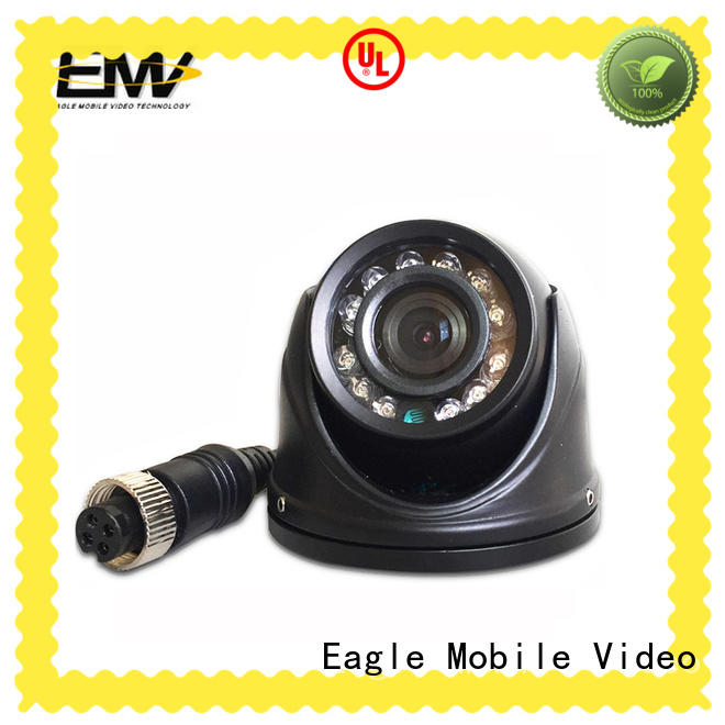 Eagle Mobile Video body car camera in-green for taxis